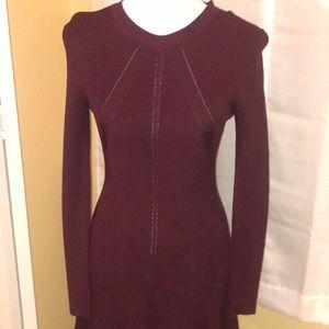 Michael Kors Dress.... Burgundy/Wine.. SMALL NWT